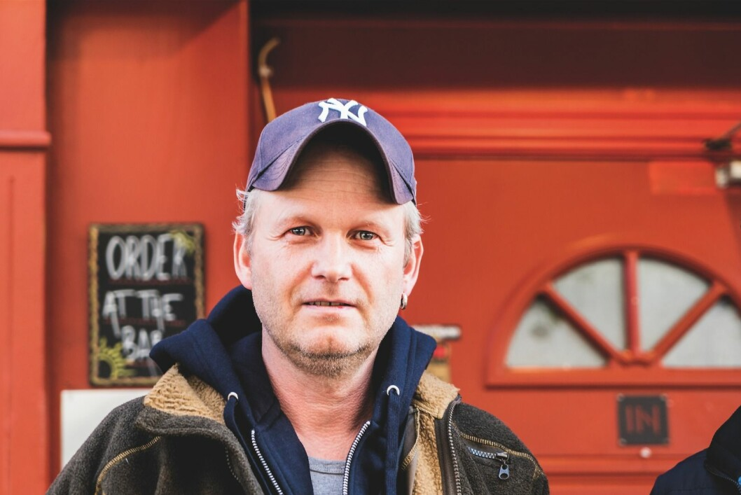 Jan-Erik Tørres er bekymra for konsekvensene av at rusmiljøet spres.