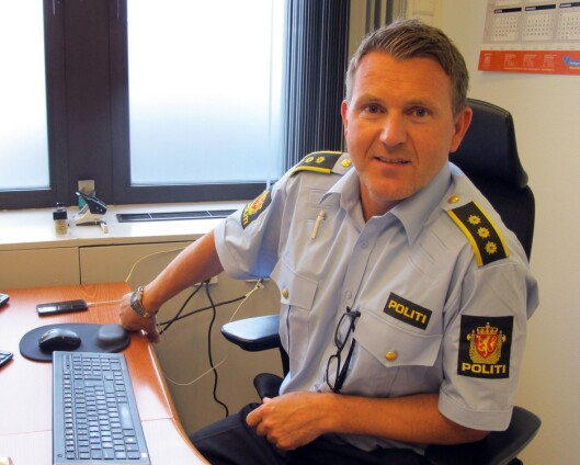 FRAMTIDSFRYKT: Oddbjørn Solheim er redd det blir vanskelig å videreføre sakene fra Operasjon Jupiter når pengene tar slutt.