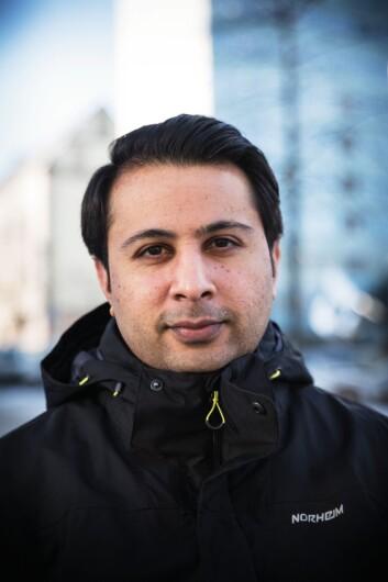 Zeeshan Ahmad Sheikh.