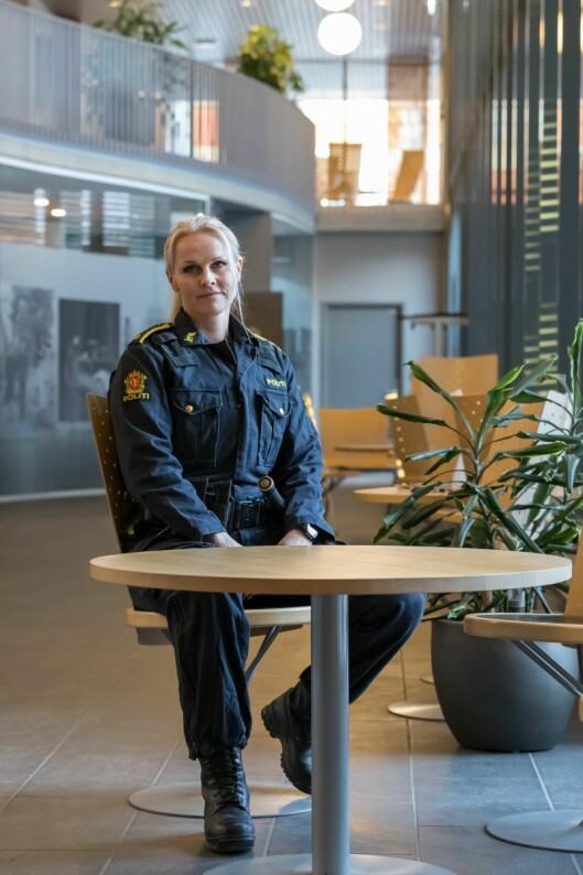 Veronika Hammer brukte mye tid og krefter på å trene seg opp igjen etter at korsbåndet røk da hun var instruktør i arrestasjonsteknikk. Kampen hun måtte kjempe for å få yrkesskadeerstatning fra NAV, var hun ikke forberedt på.