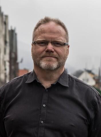 Karl Karlsson, tillitsvalgt i Troms.