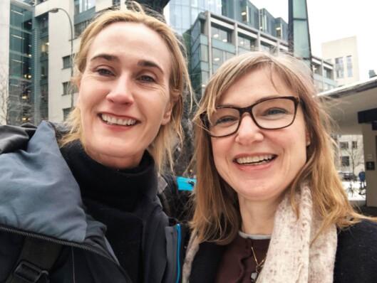 Thea Wathne og Helene Gundhus skal forske på reformen.