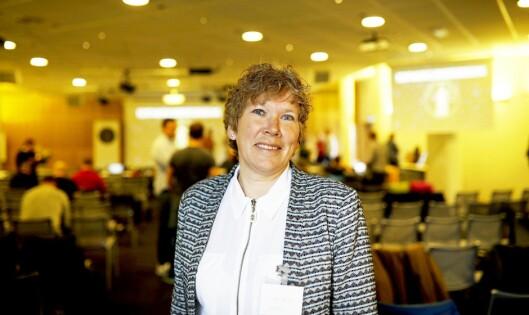 Kari Solvik, seksjonsleder for seksjon for narkotikanalyse ved Kripos.