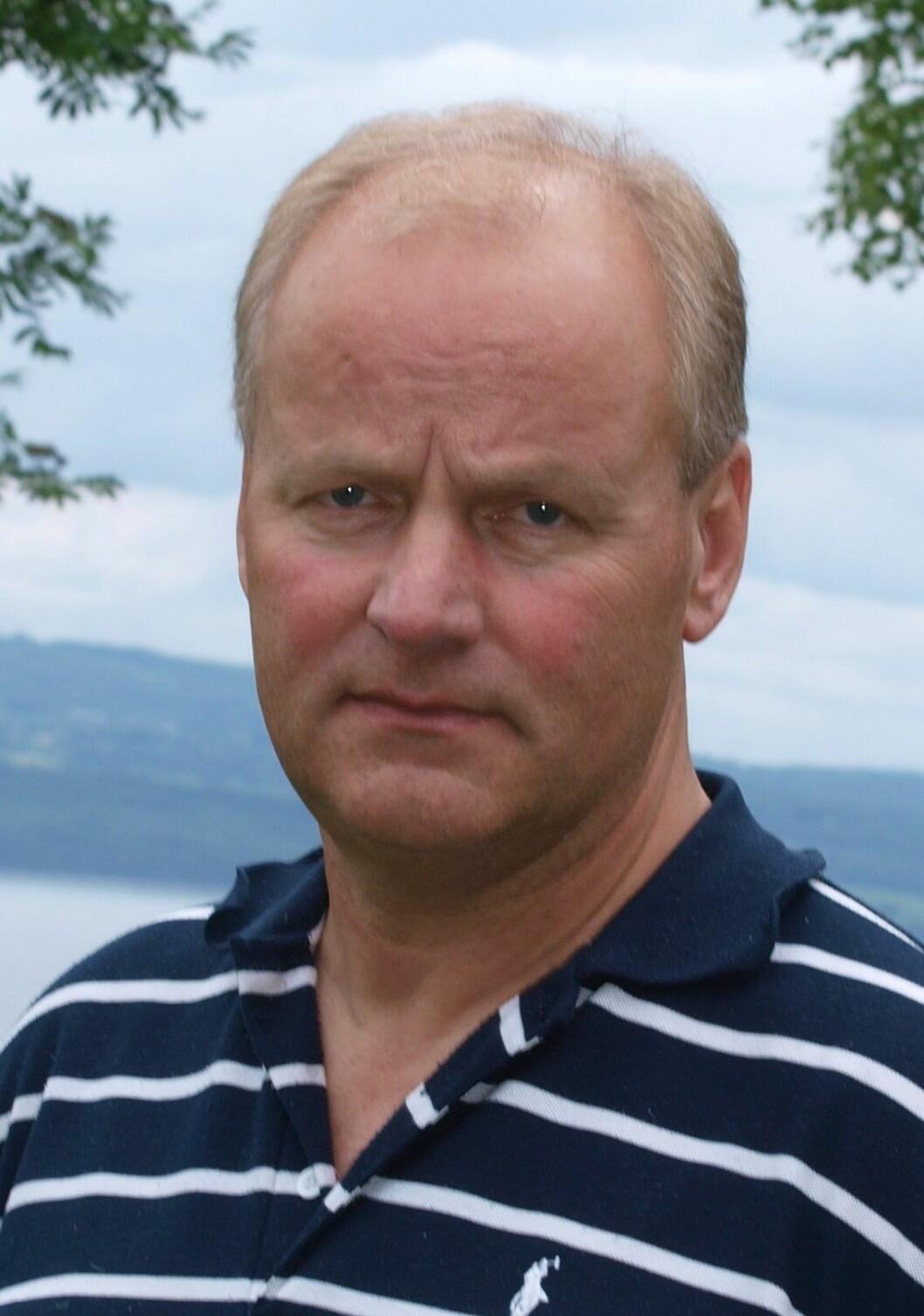 Finn Arne Hvalbye, nestleder i PF Innlandet.