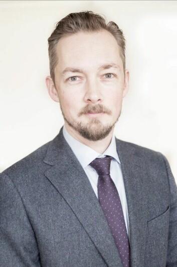 Hans Martin Graasvold, advokat