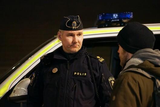 Det er lettest å snakke med gjengmedlemmer én og én. I grupper blir de ufine og forvirrer politiet, forteller Siesing.