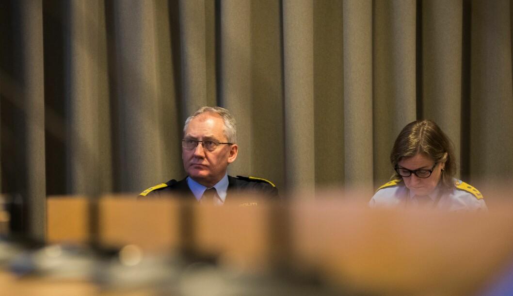 Politimester Odd Reidar Humlegård ser etter nye løsninger for å få flere søkere til politimesterjobbene.