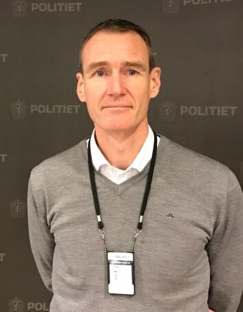 Wilfred Østgulen, sjef for seksjon for strategi og arkitektur i IKT-avdelingen i POD.