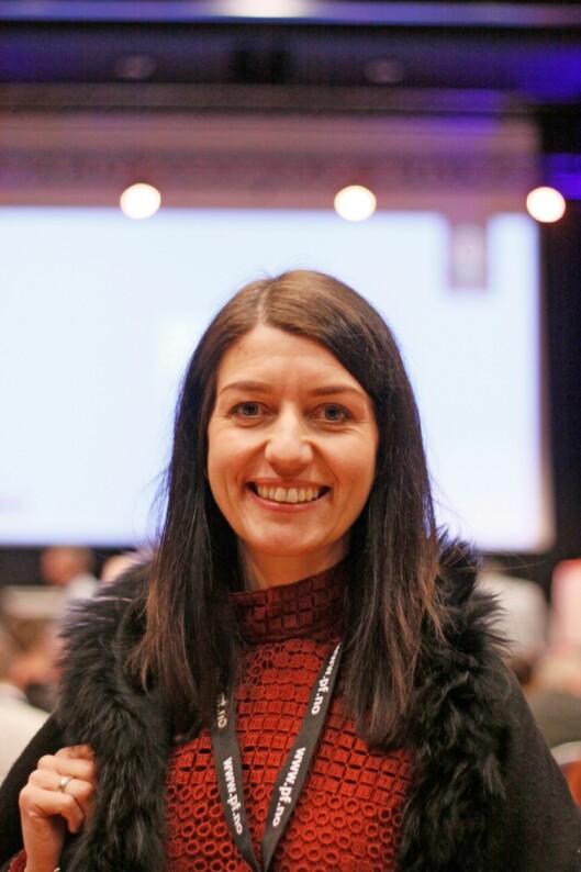 Guro Angell Gimse representerer Høyre i Justiskomiteen.