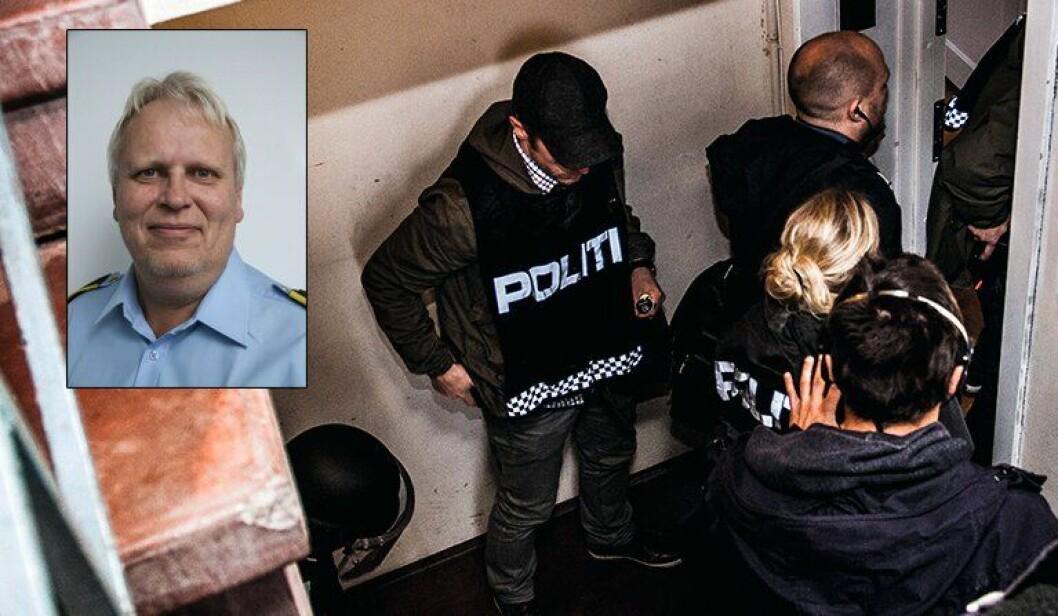 Torstein Holand var leder for Oslo-politiets Spesielle Operasjoner (SO) fra 2012-2017. Allerede høsten 2016 advarte han politimester Hans Sverre Sjøvold om de mulige konsekvensene av å legge ned seksjon for organisert kriminalitet i Oslo-politiet. – Jeg føler jeg traff mer enn godt, og det er leit, sier han.