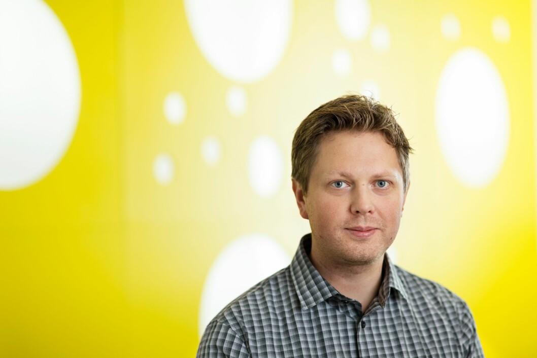 OVERRASKET: Juridisk seniorrådgiver Bård S. Ødegaard har aldri tidligere hørt om tilfeller hvor det har blitt krevd og gitt innsyn i ansattes  personalmapper.