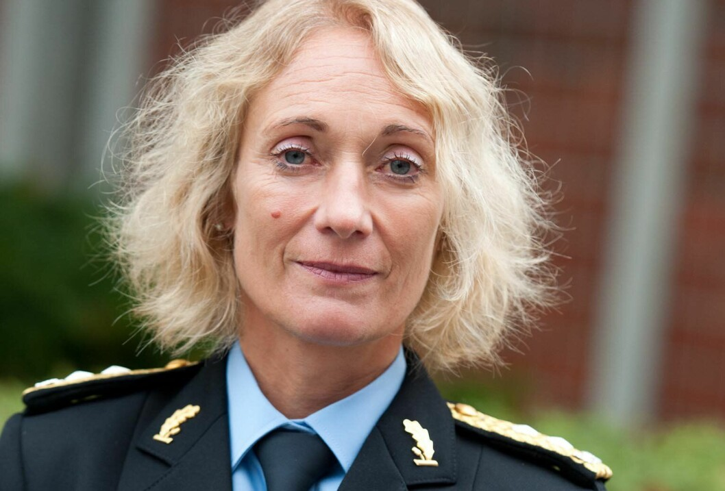 Nina Skarpenes, rektor ved Politihøgskolen
