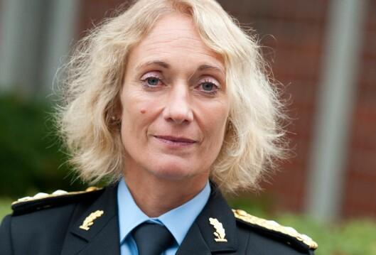 Nina Skarpenes, rektor ved PHS.