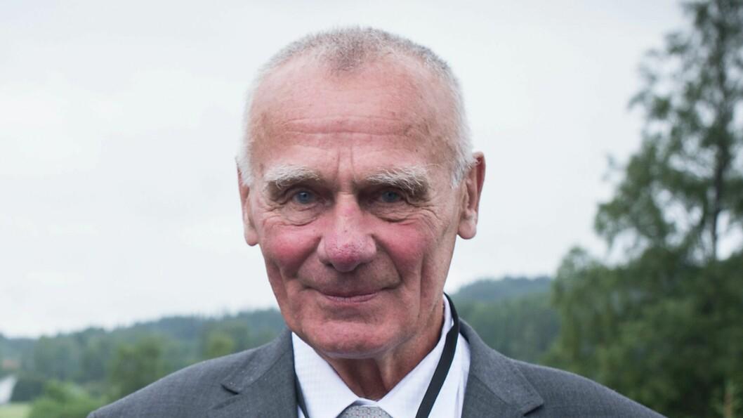 Torleiv Vika, tidligere sjef for Delta.