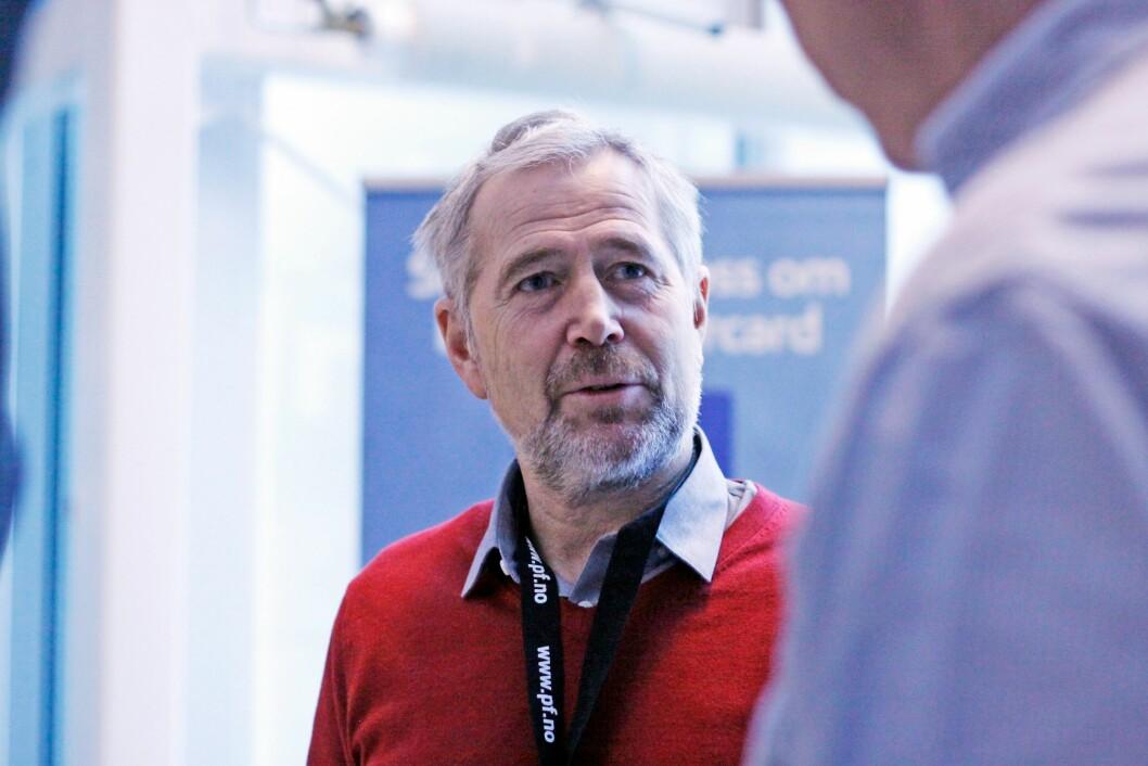 Arne Johannessen er skeptisk til avkriminalisering av narkotika.