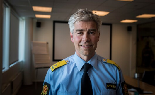 Atle Roll-Matthiesen er fagdirektør i Politidirektoratet og programdirektør for Nye pass og ID-kort.