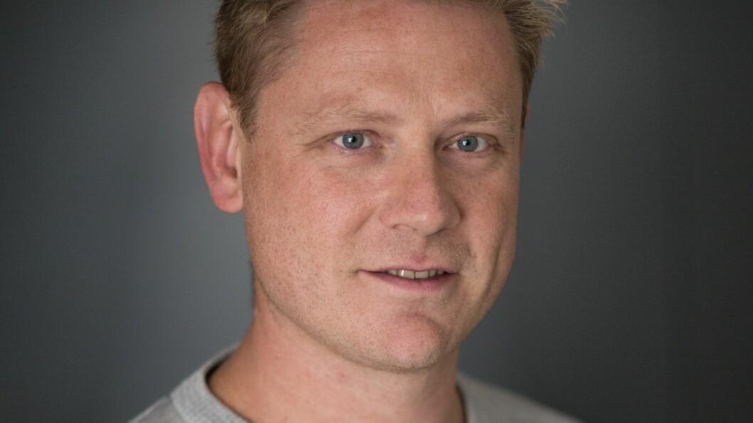Roar Fosse, forhandlingssjef i Politiets Fellesforbund.