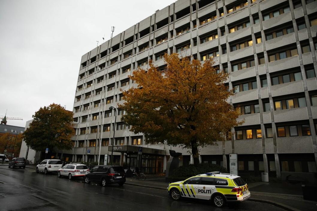 Når Agder politidistrikt skal ansette sjef for ordensseksjonen i Arendal, kan vedkommende være uten politiutdanning.