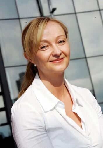 Liv Christine Lihagen, Statens pensjonskasse