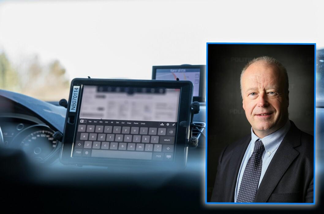 Politiet trenger raskere digitalisering. Nå har IKT-direktør i Politidirektoratet, Cato Rindal, lagt fram en ny IKT-strategi.