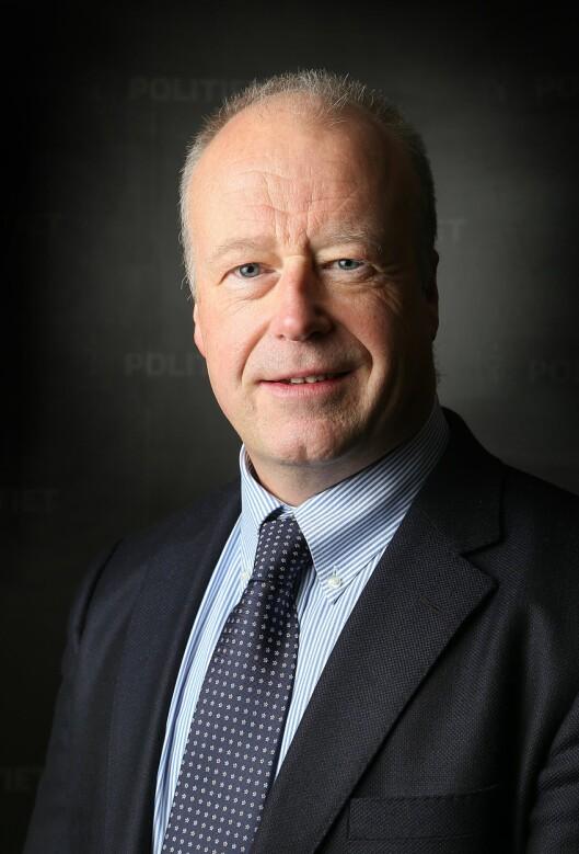 Cato Rindal, IKT-direktør i Politidirektoratet.