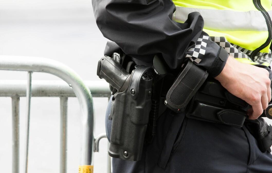 Politipatruljer i Oslo sentrum bevæpnes.