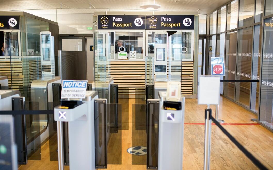 Politiet påpeker selv manglene ved Pass- og ID-prosjektet.