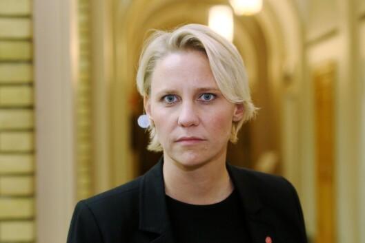 Maria Aasen-Svendsrud i Arbeiderpartiet.