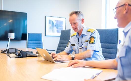 Assisterende politidirektør Håkon Skulstad mener det er feil å skylde på reformen for alt som ikke fungerer i norsk politi.