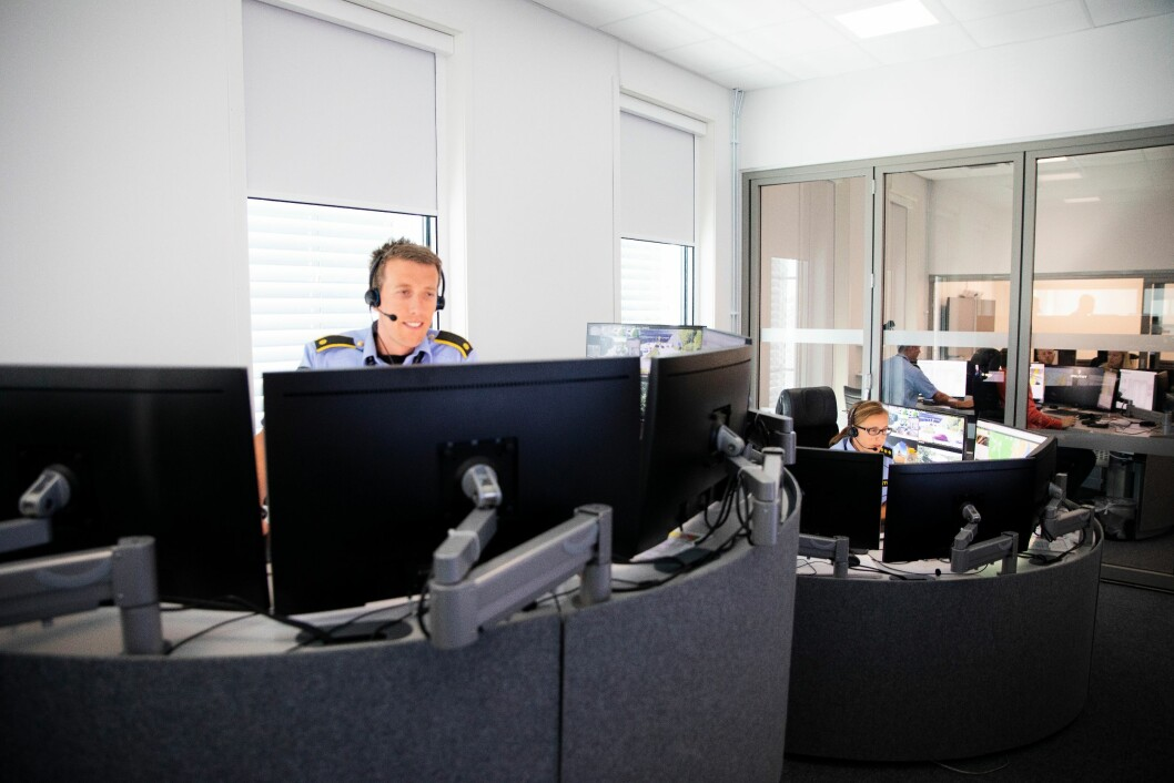 Kristian Loraas, hovedtillitsvalgt ved Felles operative tjenester og oppdragsleder, konstaterer en tøff arbeidshverdag for de ansatte på operasjonssentralen. I tillegg opplever de å få ulik lønn for samme arbeid.