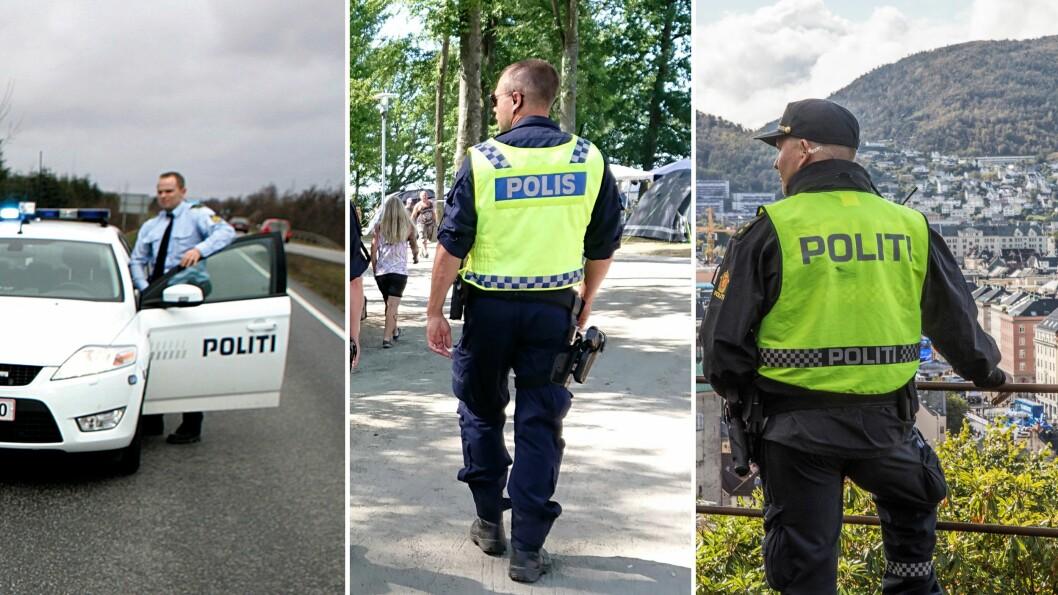 Dansk, svensk og norsk politi kan i framtiden få i oppdrag å patruljere på kryss av hverandres grenser.