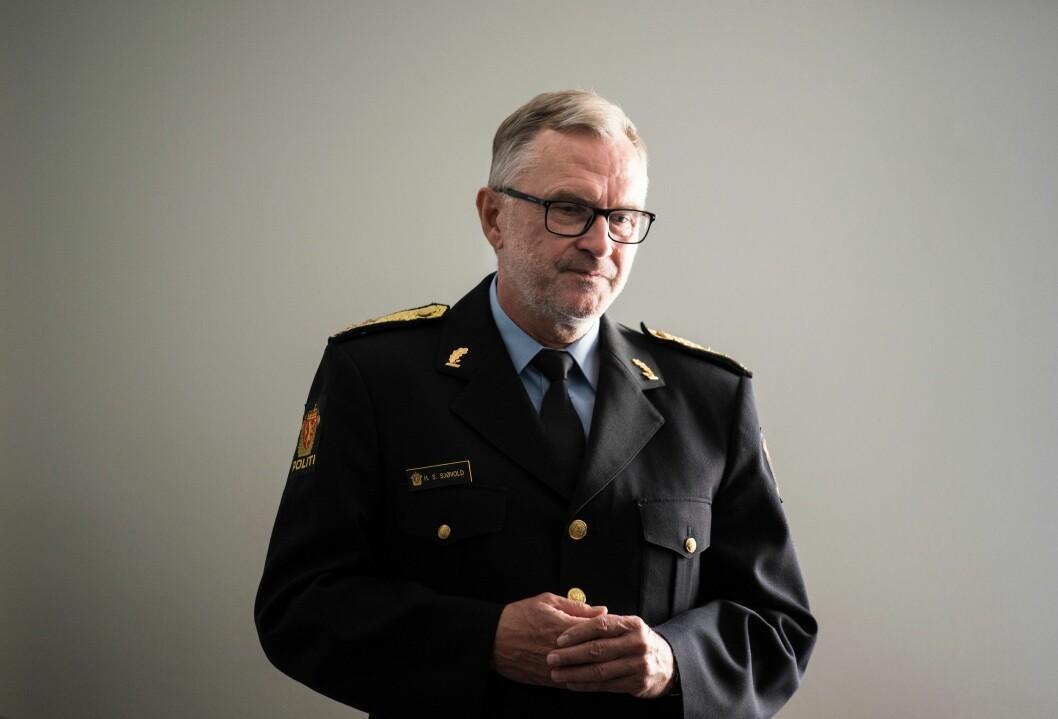 – Ein skulle tru at politimester Hans Sverre Sjøvold veit kva som skjer i landet, og ikkje minst i eigen by, skriv Knut Røneid.
