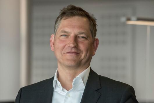 Roger Bjerke, direktør for strategi, økonomi og virksomhetsstyring i Politidirektoratet.