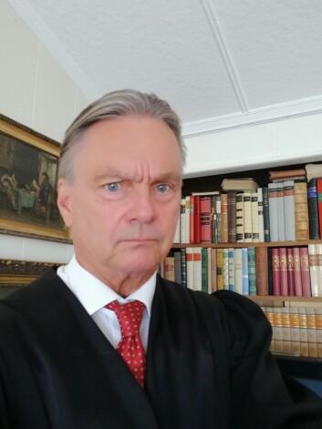 SØKSMÅL: Advokat Trond Sivertsvik representerer hundeeieren i rettssaken som går i Oslo tingrett i oktober.