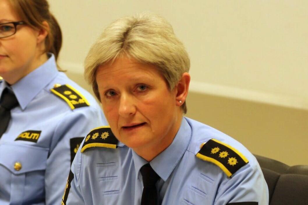 Anne Ulvin får erstatning etter å ha blitt forbigått i en ansettelsesprosess.Foto: Terje Næss / NTB scanpix