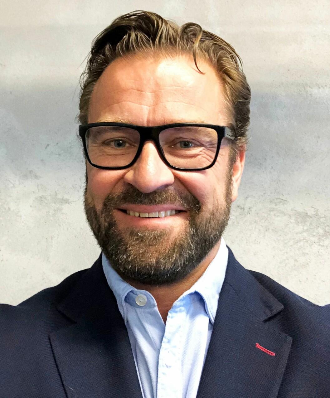 Ser frem til høsten: Kripos har ansatt Olav Skard Jørgensen som ny NC3-sjef.
