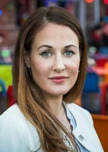 Ina Roll Spinnangr, leder i Foreningen tryggere ruspolitikk.