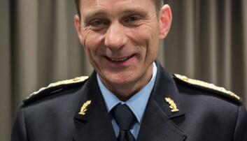 Skal samarbeide med svenskene: Politimester Johan Brekke.