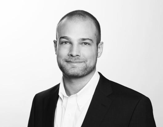 Dagfinn Hessen Paust i Foreningen tryggere ruspolitikk