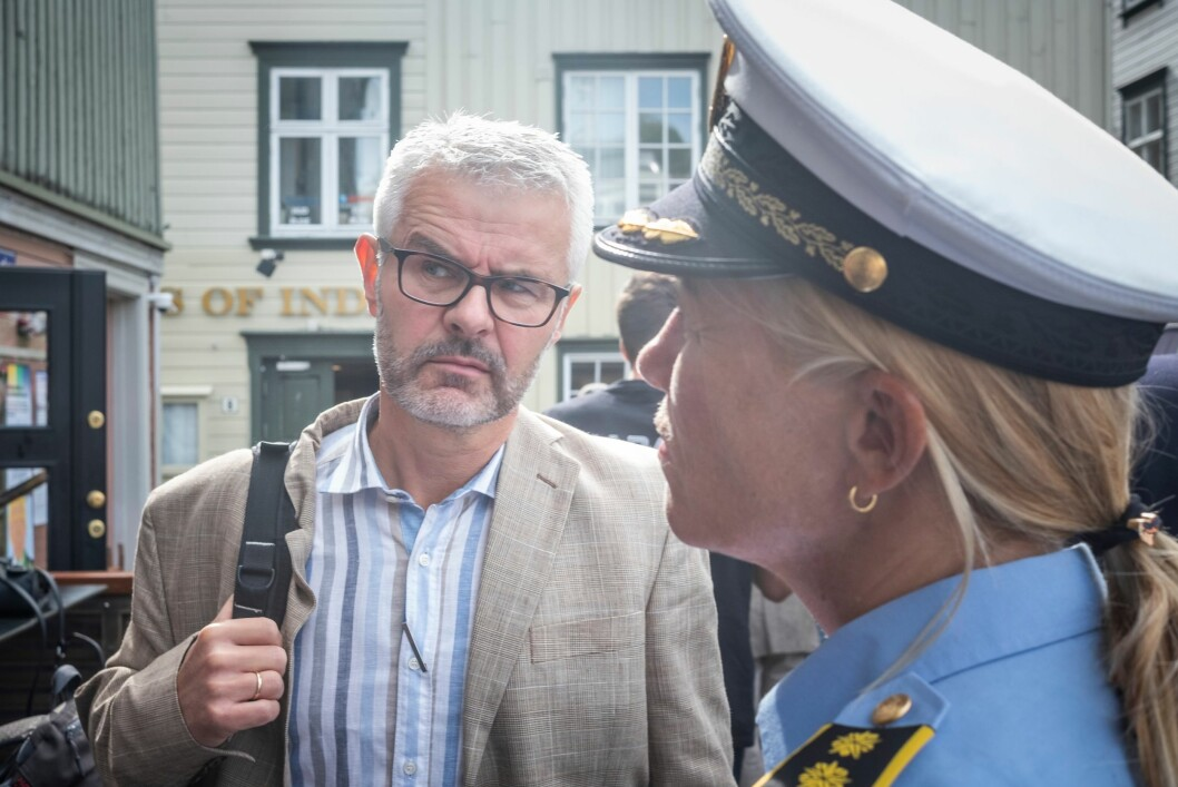 Økokrim-sjef Trond Eirik Schea mener etatene som samarbeider om arbeidslivskriminalitet bør være pliktige til å dele informasjon med hverandre.