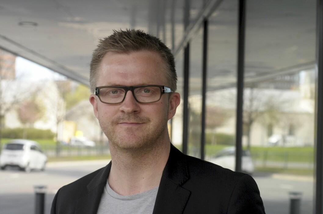 Hans-Erik Skjeggerød, leder i arbeidstakerorganisasjonen Parat, tok et oppgjør med ABE-reformen.