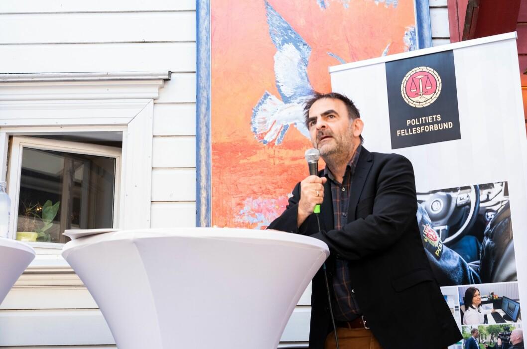 Kripos-sjef Ketil Haukaas beskrev tilstanden på etterforskninga i norsk politi, sett fra særorganets ståsted.