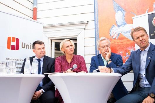 I DEBATT: Justisminister Tor Mikkel Wara