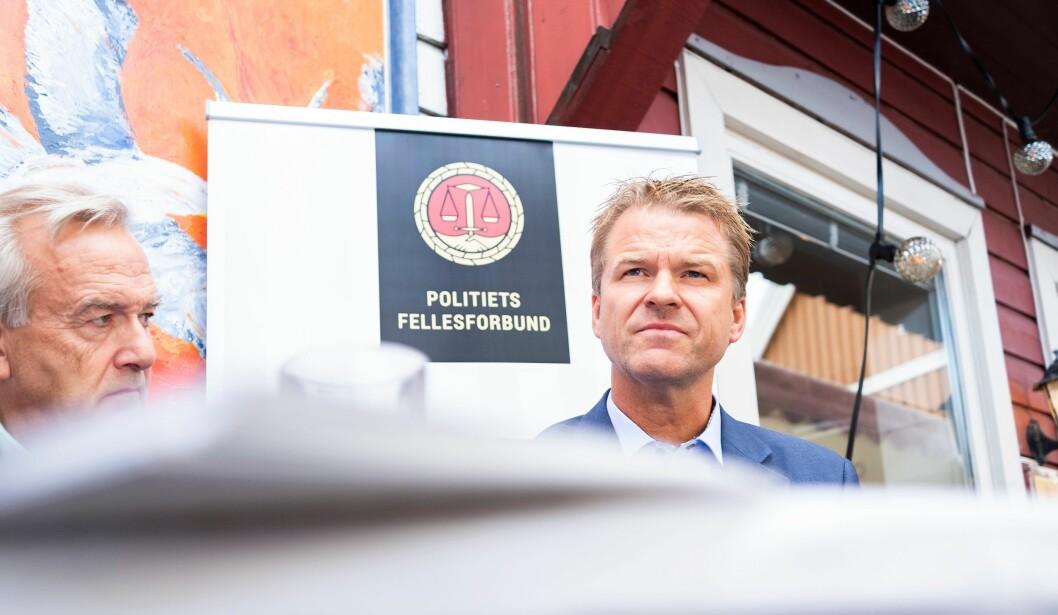 PF-leder Sigve Bolstad