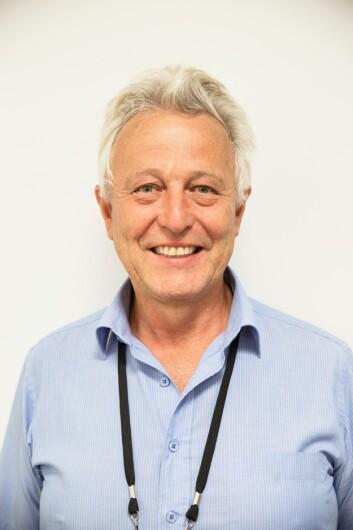 Rune Lausund, FFI.