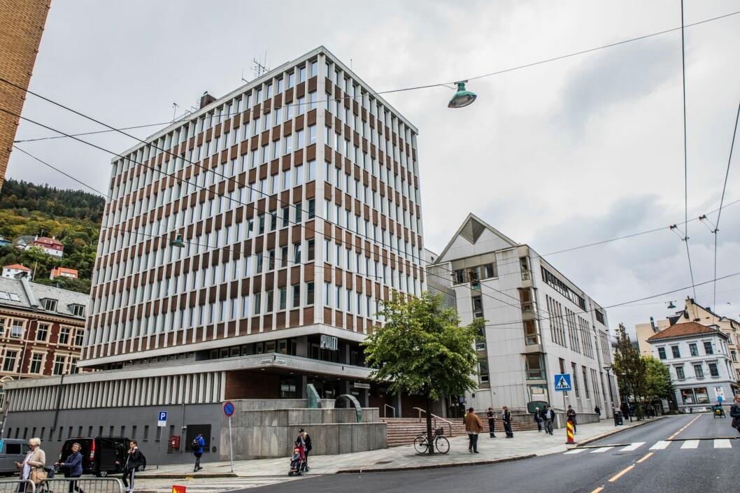 Politiet i Bergen opplever atter en varslingssak.