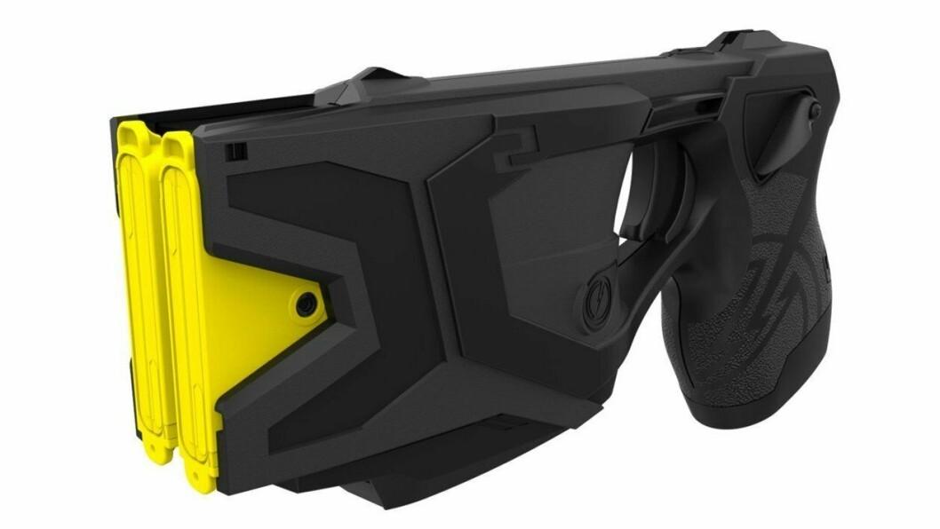 Politiet har kjøpt Taser X2 til utprøving av elpistol.