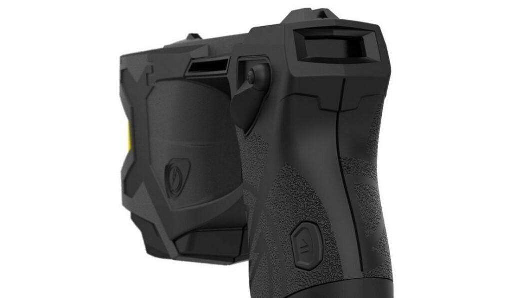 Taser X2, elpistolen politiet har valgt.