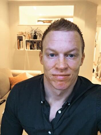 Kristian Rosmo Eldegard, forfatter av fagartikkelen