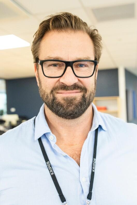 Olav Skard Jørgensen er sjef for politiets kommende NC3.